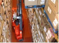VNA Forklift from Narrow Aisle Inc.