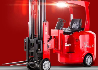 Flexi forklift shines bright